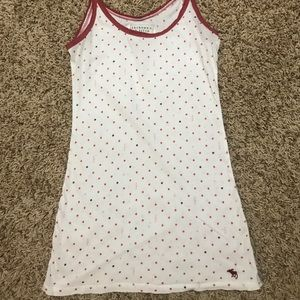 Women's Sz Md Abercrombie and Fitch Tank Top